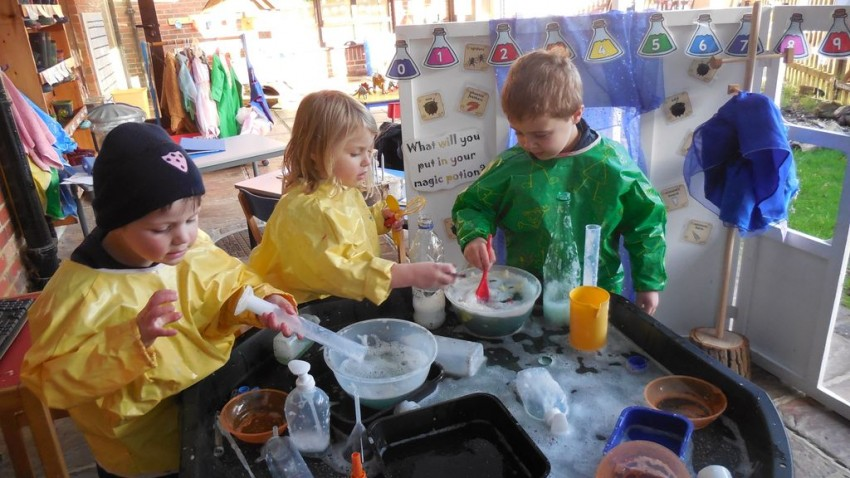 Classroom Ideas Early Years ~ Lent term early years activities elstree school