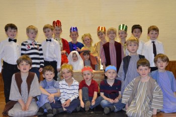Home Farm Christmas play 2014