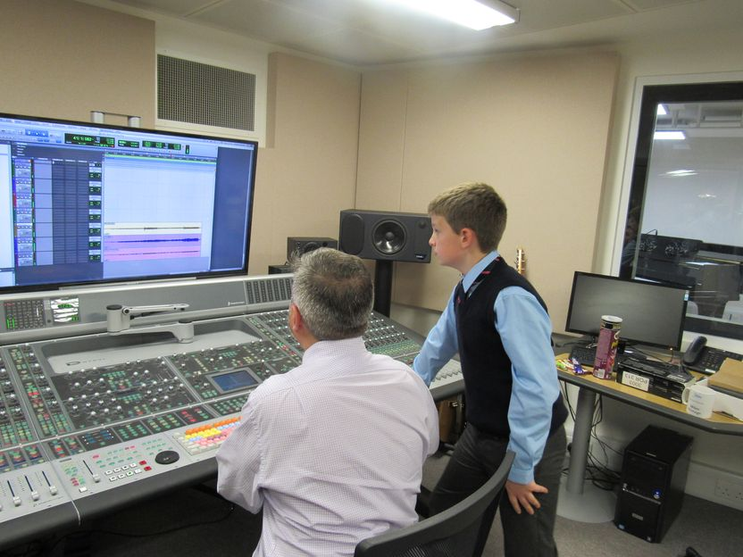 Pop, Rock and Music Technology Day at Stowe School | Elstree