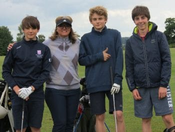 Mother and Sons Elstree School Golf course